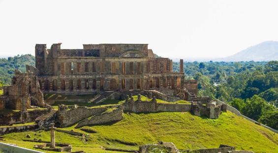 Palais Sans-Souci - Haïti