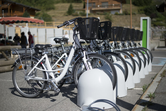 Des vélos électrique pour tous en station, une première réussie cet été