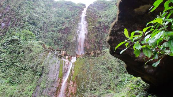 Les Chutes du Carbet - Les Îles de Guadeloupe
