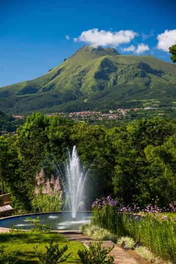 La Martinique, terre bénie offrant une palette de décors hallucinant