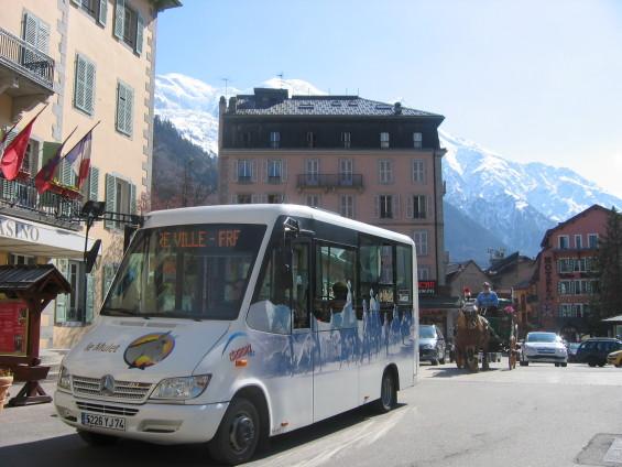 les transports en commun renforcés et un label mérité pour Chamonix
