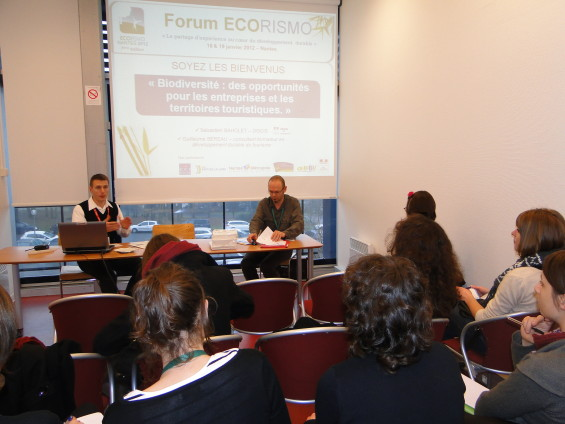 2015 - VA - Formation Ecorismo