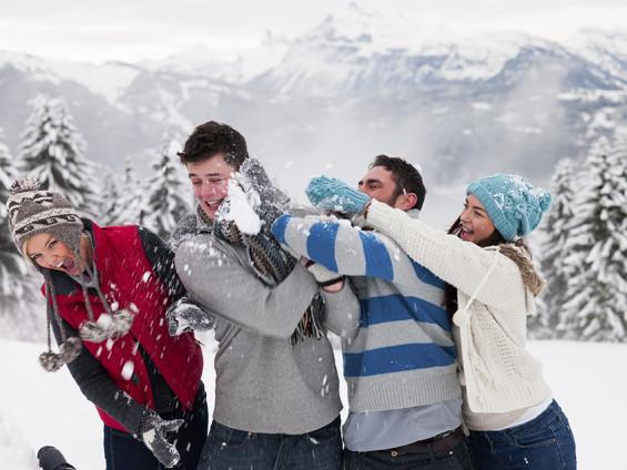 Des potes, de l'air pur , de vraies vacances à la neige dès cet hiver