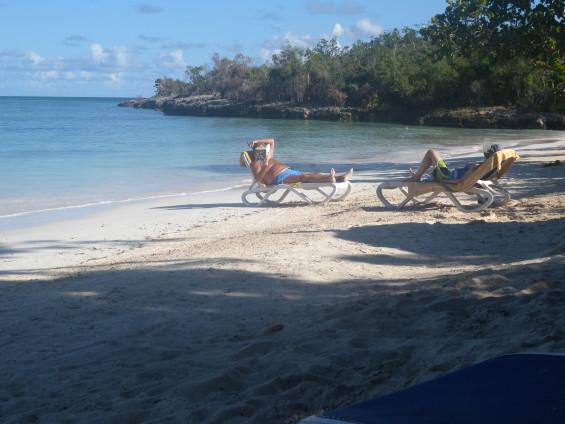 Cuba les plages