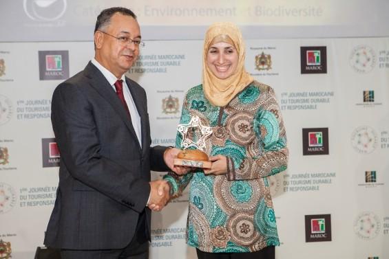 6e edition Trophées Maroc du tourisme durable 2015