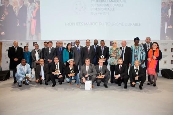 6e édition Trophées Maroc du tourisme durable 2015