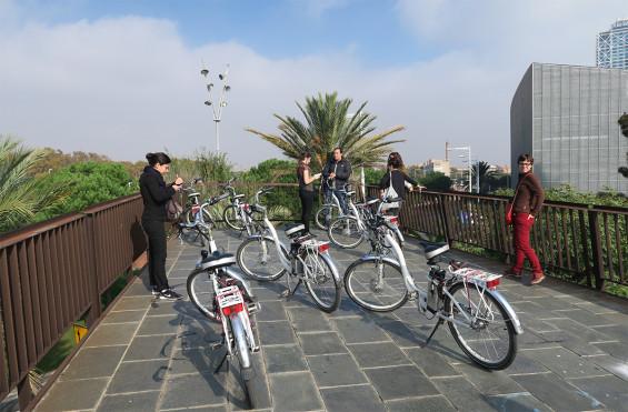 Barcelone vélo électrique