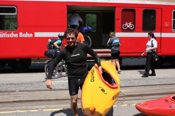 Train, bus, vélo, ou à pieds tous les moyens sont bons pour laisser sa voiture au garage