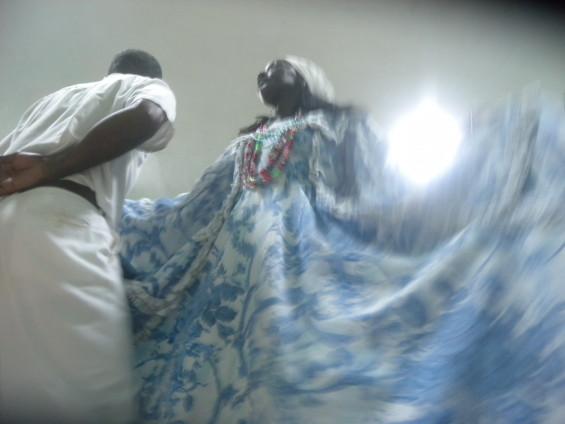 Danse des esclaves