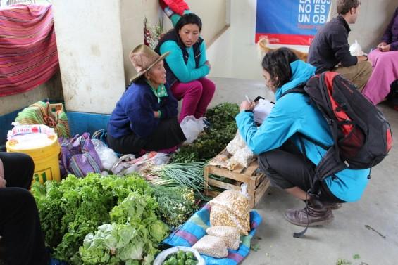Projet Pérou