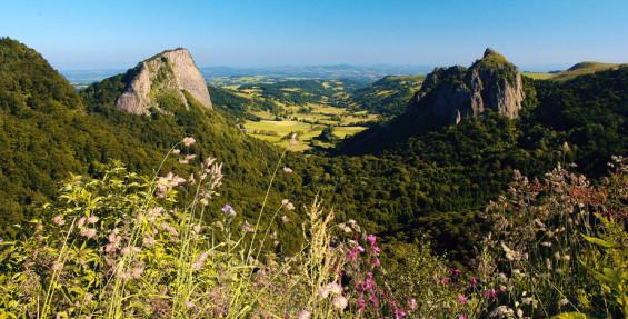 L'Auvergne à vélo