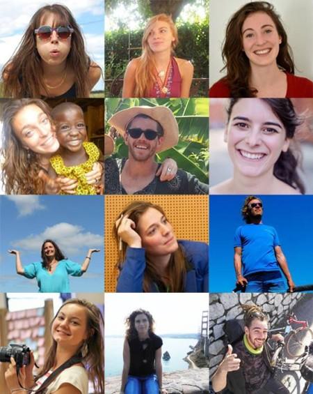 Quelques exploratrices ayant transformé leur rêve de voyage en Etika Tour...