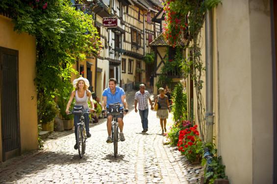L'Alsace à vélo