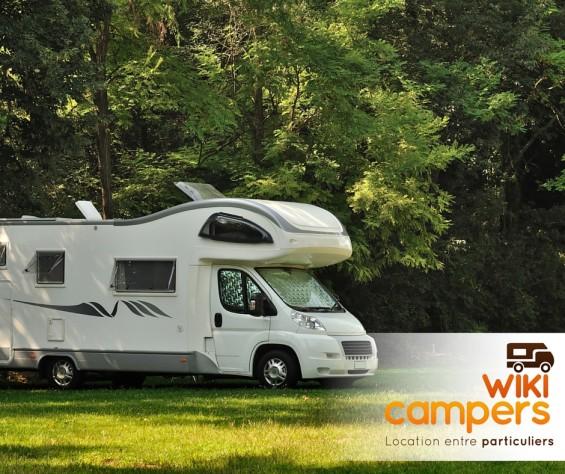 Soif d'aventure : découvrez le camping car avec wikicampers