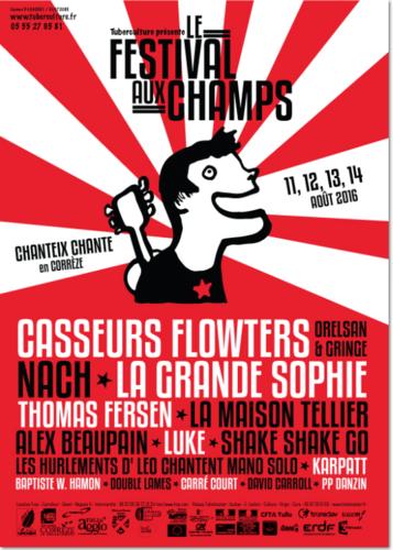 Festival Chanteix