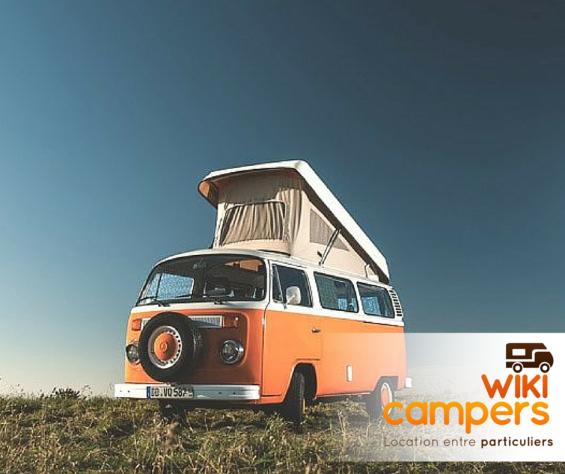 Camping car, fourgon ou van tout se trouve sur wikicampers