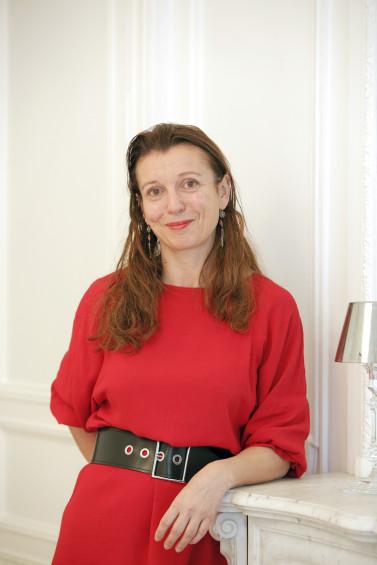 Anne Catherine Pechinot, directrice generale de la federation nationale des Gites de France.
