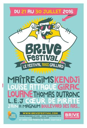 Festival Brive Plage