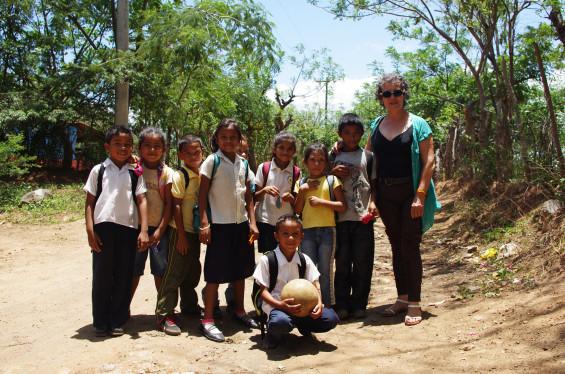 Malika Tazairt - Voyag'acteur en bonne compagnie au Nicaragua