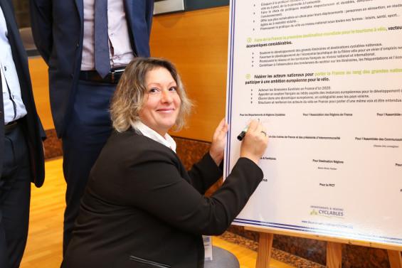 Signature contrat DRC