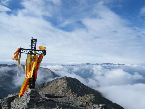 Le Canigo, enlème et étendard des Catalans