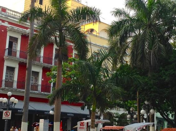 Centre historique de Veracruz