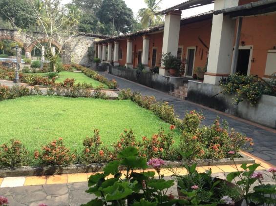 Hacienda Tress Villafuerte, Etat de Veracruz