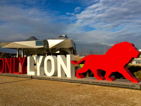 Lyon ville lumière
