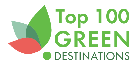top 100 green destinations