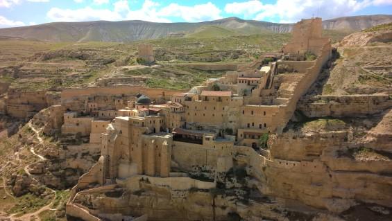 Abraham ville enterriée