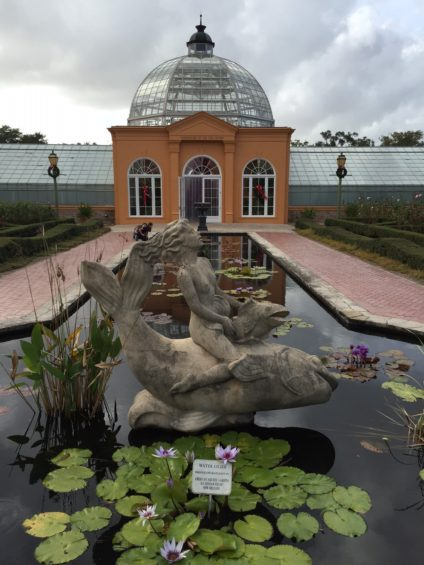 Jardin Botanique NO