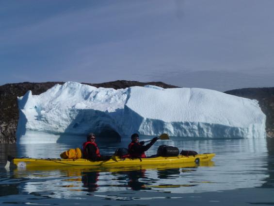 voyage-groenland-kayak-delaporte-egrowak Big Iceberg