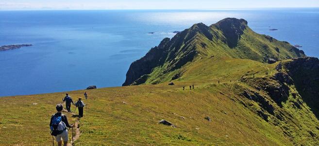 Trek en Norvège @DR