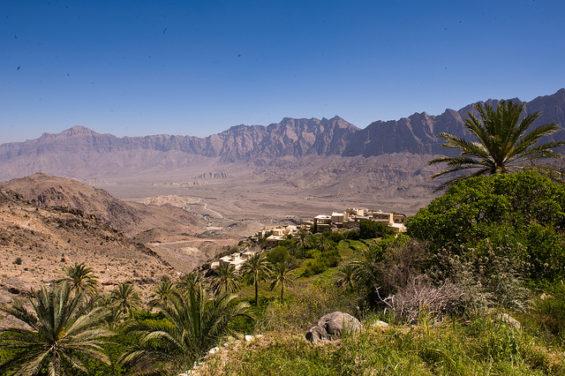 Wakan, un des magnifiques villages de montagne du pays