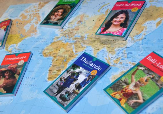 Offrez un guide de voyage Viatao pour Noel
