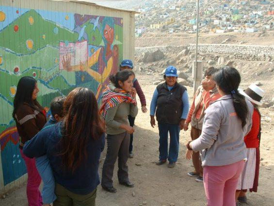 Pérou Samu Social