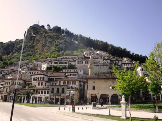 Village de Berat