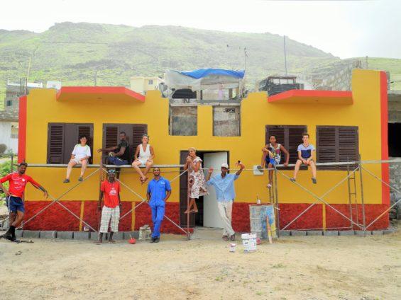Chantier Cap Vert