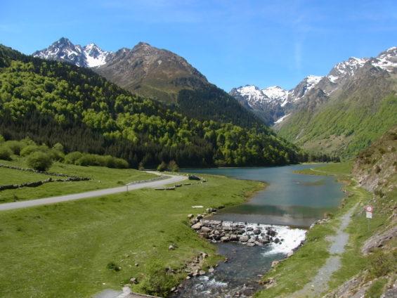 Randéonnée dans les Pyrénées