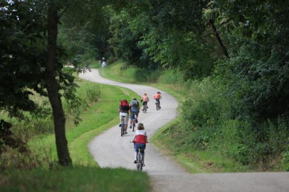 Vélo en Loire