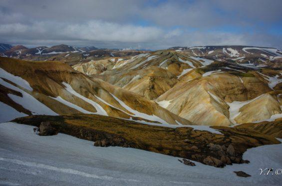 Fjallabak pionnier du trek en Islande