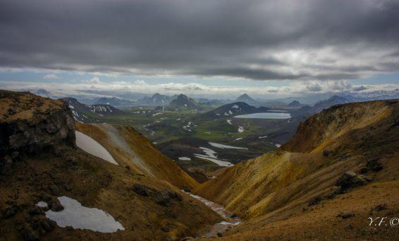 L'Islande se découvre quasiment en toute saison et sur des chemins plus paisible chez Fjallabak