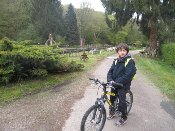 Vélo facile