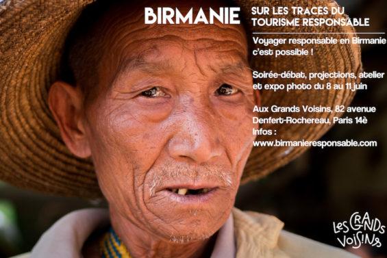 Birmanie sur les traces du tourisme responsable