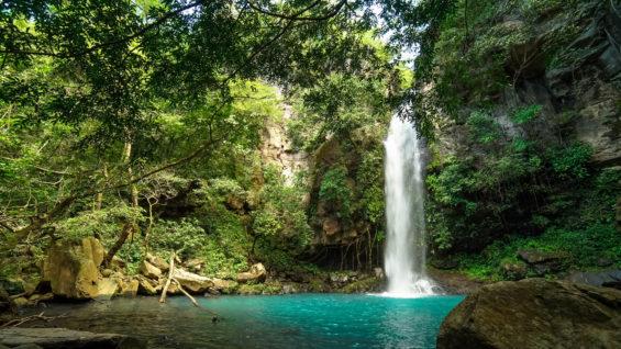 Cascade Rincon de la vieja