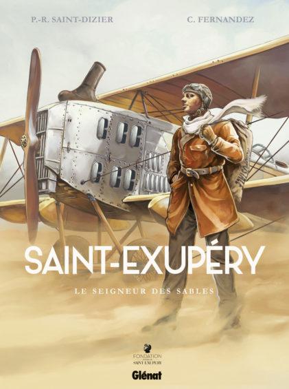 SAINT EXUPERY SEIGNEUR DES SABLES[