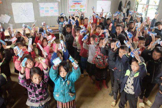 Projet Humanitaire Nord Vietnam
