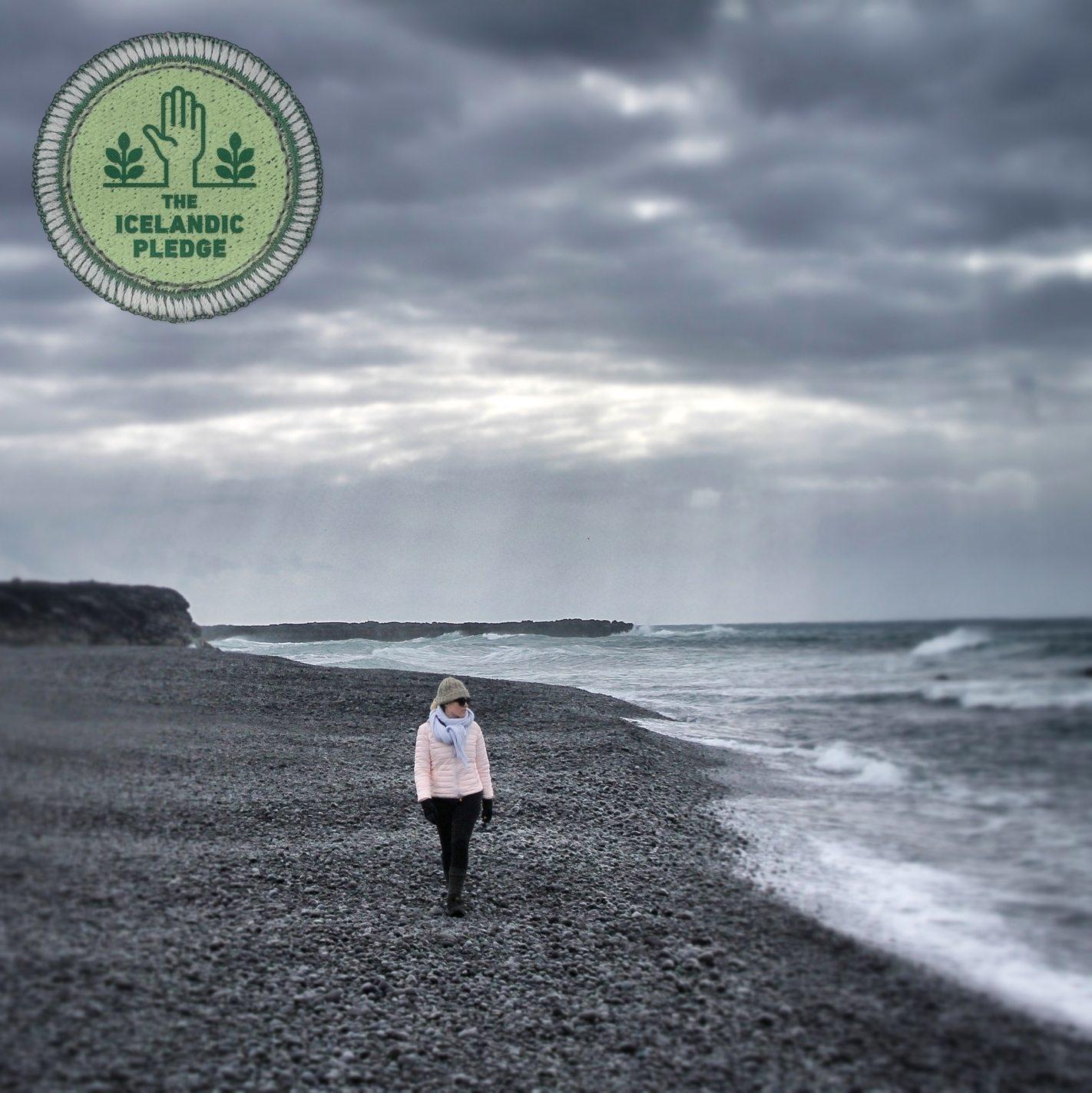 Icelandic pledge l 39 islande souhaite que vous vous engagiez en faveur du tourisme durable - Office de tourisme islande ...