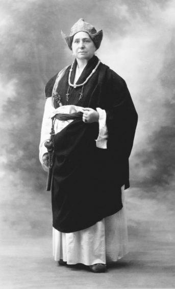 Alexandra David-Néel - 1924