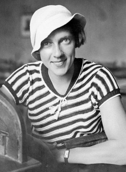 Ella Maillart - 1928